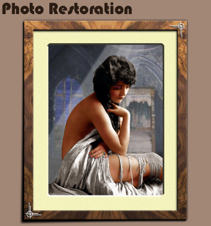 Photo Restoration, Photograph Repairer for Bradford BD1