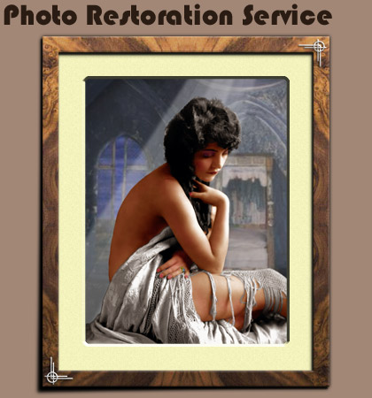 Photo Restoration Service Ipswich IP1