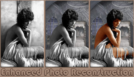 Helmingham IP14 Enhanced Photograph Restoration, Enhancing Photos for IP14