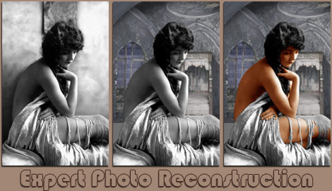 Kentish Town NW5 Photograph Restoration Expert