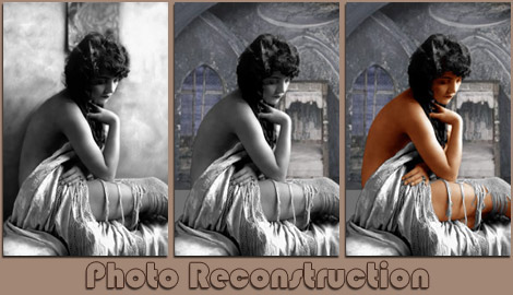 Northbourne CT14 - Online Photograph Restoration