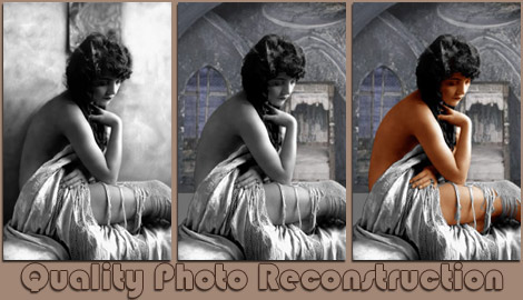 Pattingham WV6 - Quality Photograph Restoration