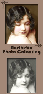 Picture Restoring -  Black and White To Colour Photo Restoration - Helmingham